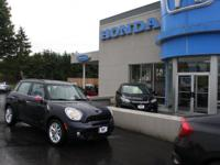 Hard to find AWD S Countryman! Super Clean, One Owner,