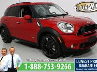 Completely inspected and reconditioned, 2014 MINI John