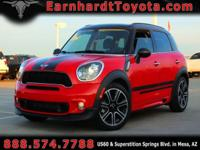 We are excited to offer you this 1-OWNER 2014 MINI
