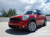 Heated Mirrors and Washer Jets. MINI Certified, 1.6L I4