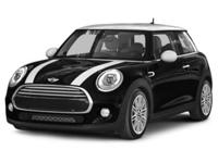 CARFAX 1-Owner, MINI Certified, ONLY 26,068 Miles!