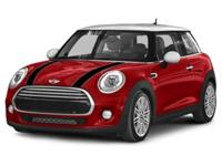 CARFAX 1-Owner, MINI Certified, ONLY 19,989 Miles!