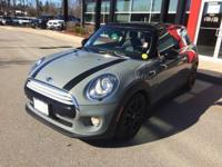 EPA 40 MPG Hwy/29 MPG City! MINI Certified, Excellent