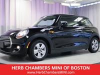 *MOONROOF! *LOW MILES! *MINI CERTIFIED PRE-OWNED This