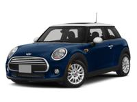 Absolutely stunning, this 2014 MINI Cooper Hardtop 2DR