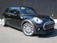 **2014 MINI COOPER**2DR**6 SPEED MANUAL**LOCAL TRADE-IN