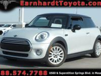 It is our pleasure to offer you this *1-OWNER 2014 MINI