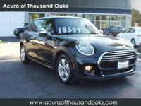 Options:  2014 Mini Cooper Hardtop|Midnight Black