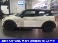 2014 Mini Cooper S FWD 6-Speed Manual 2.0L 16V