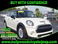 ONE OWNER, CLEAN CARFAX, FACTORY WARRANTY, 2.0 TWIN
