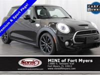 This 2014 MINI Cooper Hardtop S comes well-equipped
