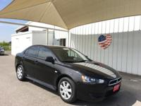 Load your family into the 2014 Mitsubishi Lancer! It
