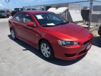 **New Tires**, **Check Out The Miles, 17,100**, Lancer