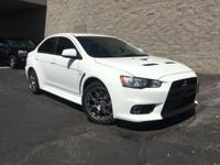 Recent Arrival! CARFAX One-Owner. Clean CARFAX. Lancer