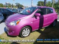 Call us at  about this Mitsubishi Mirage ES 4DR