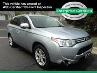 MITSUBISHI Outlander Compact SUV buyers, check out this