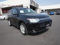 You'll love the look and feel of this 2014 Mitsubishi