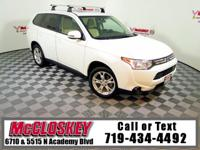 Lowest miles 2014 Mitsubishi Outlander in 150 miles!