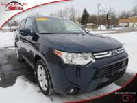 TECHNOLOGY FEATURES:  This Mitsubishi Outlander