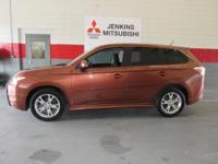 Options:  2014 Mitsubishi Outlander 2Wd 4Dr
