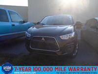 This 2014 Mitsubishi Outlander Sport ES is offered to