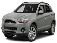 Options:  2014 Mitsubishi Outlander Sport Es|Miles:
