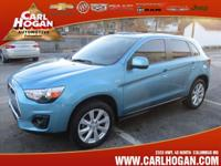 Options:  2014 Mitsubishi Outlander Sport Es|Es 4Dr