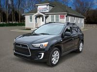This  2014 Mitsubishi Outlander Sport is a dream to