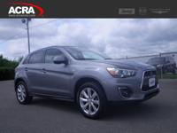 2014 Outlander Sport, 45,944 miles, options include: