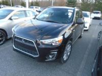 This 2014 Mitsubishi Outlander Sport SE is proudly
