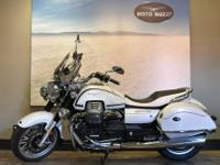 2014 Moto Guzzi California 1400 Touring The California