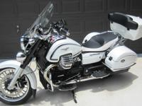 2014 Moto Guzzi California 1400 Touring Low miles Clean