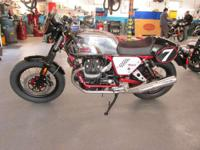 Make: Moto Guzzi Mileage: 2 Mi Year: 2014 Condition: