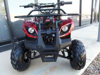 Moto X ATV 125 was designed from the ground up to mimic