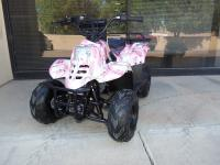 2014 MOTO-X 4 Stroke 110cc ATV with Automatic