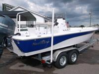 JUST IN!!  2014 NauticStar 2200, powered by a Yamaha