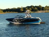 2014 Nautique G21 Wakeboard boat of the year baby