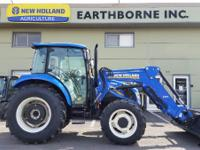 2014 New Holland Agriculture T4.75 T4.75 2014 NEW