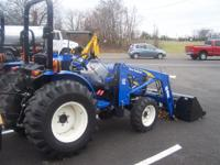 Tractors Compact Tractors 3545 PSN. 2014 New Holland