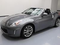 2014 Nissan 370Z with 3.7L V6 Engine,Paddle-Shift