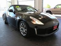 Options:  2014 Nissan 370Z Base|Black|**Carfax 1