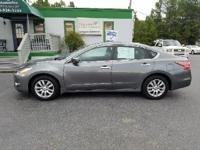 Options:  2014 Nissan Altima 2.5 S 4Dr
