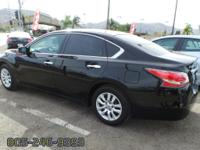Options:  2014 Nissan Altima |4-Cyl; 2.5