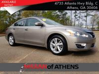 Look at this 2014 Nissan Altima 2.5 SL. Its Variable