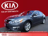 2014 Nissan Altima 2.5 SV FWD Gray Blue Tooth, Rear