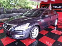 Options:  2014 Nissan Altima Come See Our Wide