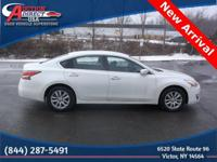 Altima 2.5 S, CVT with Xtronic, ABS brakes, Electronic