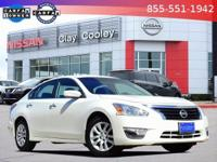 Just Reduced! Certified. CARFAX One-Owner. CVT with