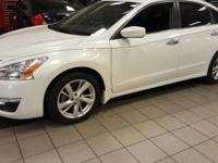 Check out this gently-used 2014 Nissan Altima we
