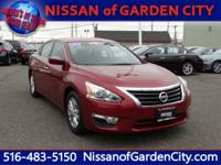 Land a steal on this 2014 Nissan Altima while we have
